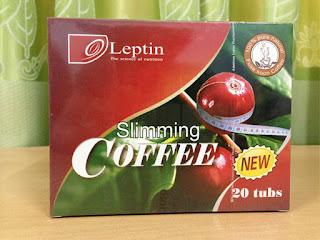 Slimming Coffee - Cà phê giảm cân an toàn hiệu quả nhanh