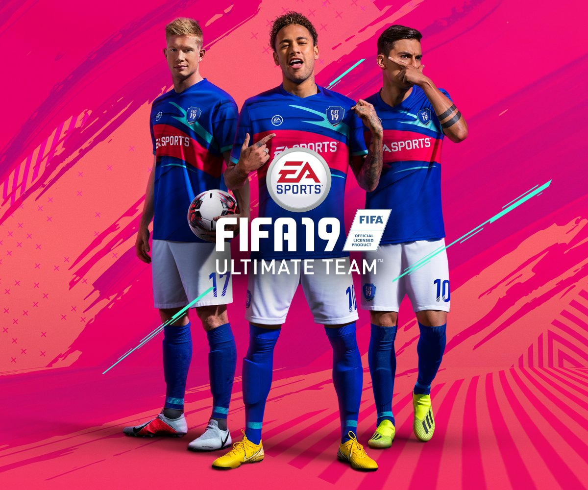 Image result for ultimate team fifa 19