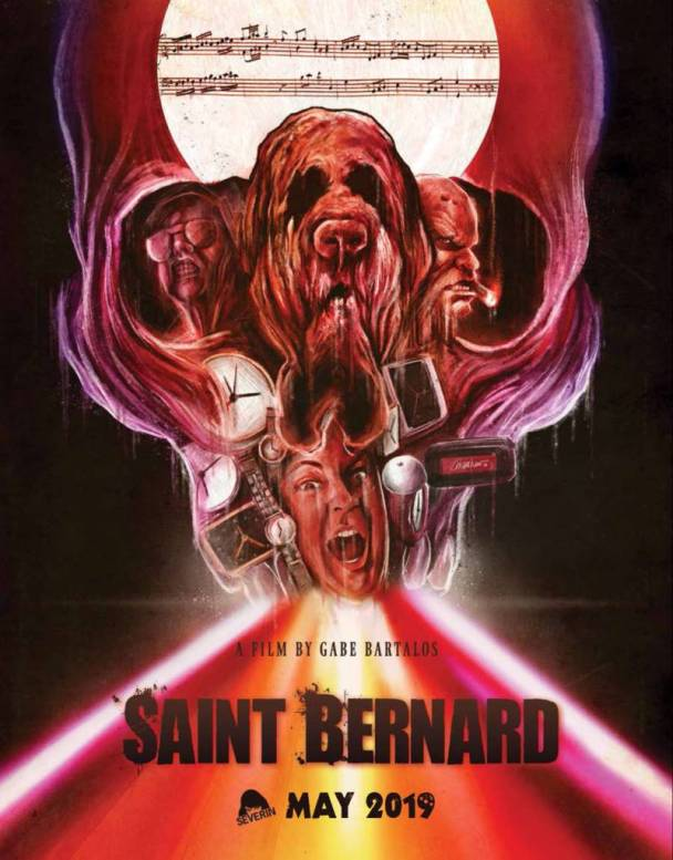 saint bernard movie poster