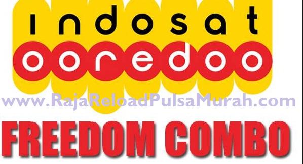 Raja Reload Pulsa Murah Indosat Freedom