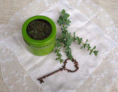 etsy Secret Garden Herbs