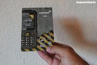 Castiga un telefon rezistent myPhone Hammer 2+