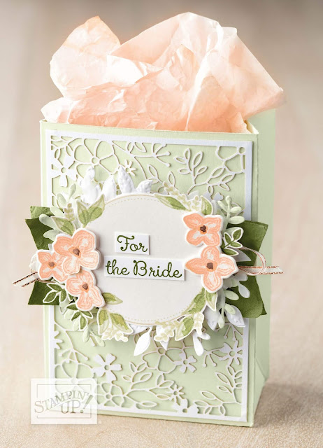 Delightfully Detailed Speciality Paper from Stampin' Up!