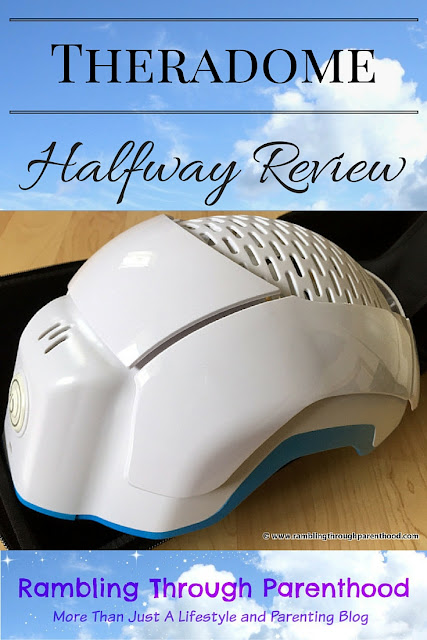 Theradome, Wearable Laser Therapy for Hair Loss: Halfway Review