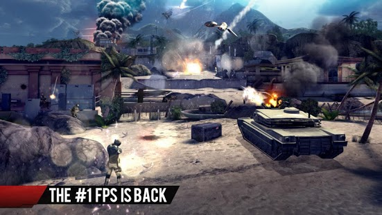 Modern Combat 4: Zero Hour MOD APK + DATA [Money, Offline