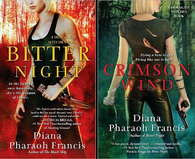 Release Day Review - Shadow City by Diana Pharaoh Francis - 5 Qwills