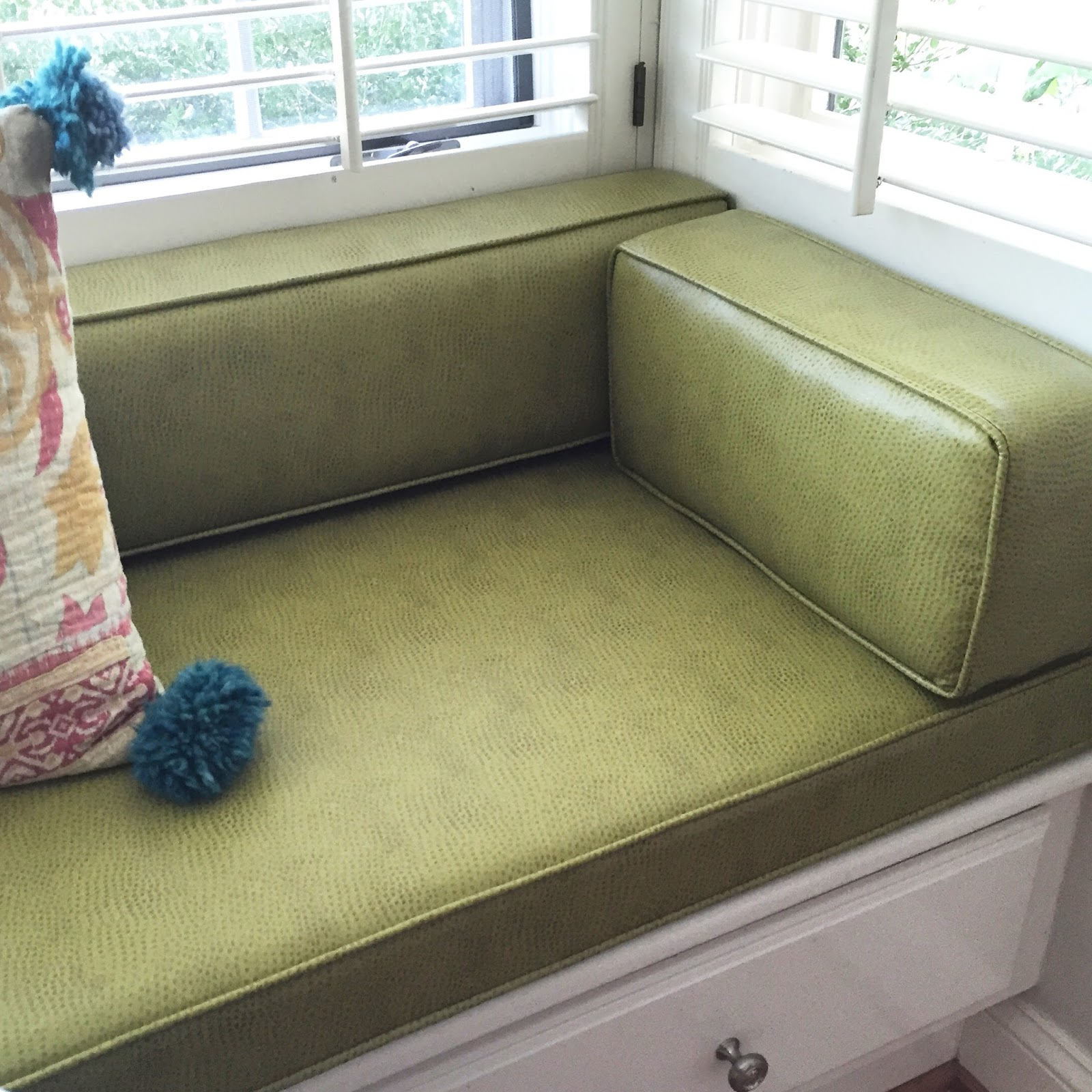 Loveyourroom Try Square Back Cushions For Kitchen Built In Benches