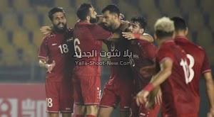 بهدفين لهدف منتخب سوريا يحقق الفوز على جزر المالديف في تصفيات آسيا المؤهلة لكأس العالم 2022