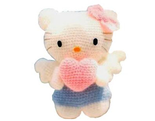 PATRON GRATIS HELLO KITTY AMIGURUMI 40052