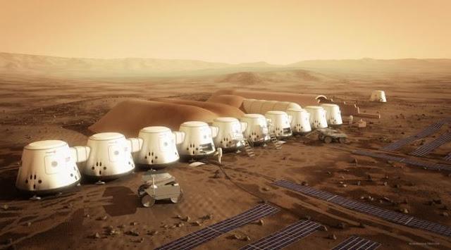 Robot ESA Ditemukan Hancur di Planet Mars, Ini Penyebabnya...