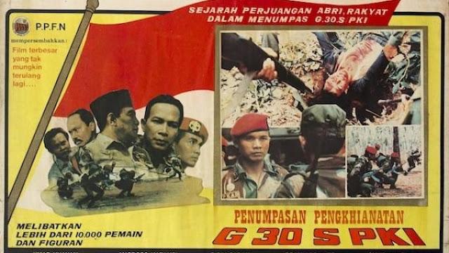 Film G30SPKI Diusulkan Kembali Ditayangkan Serentak Seluruh Indonesia, Anda Setuju ?