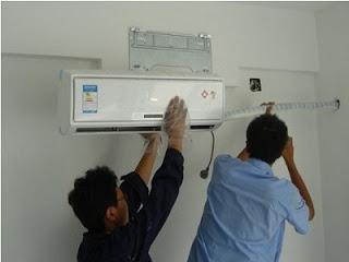 Perbaikan AC Pamulang