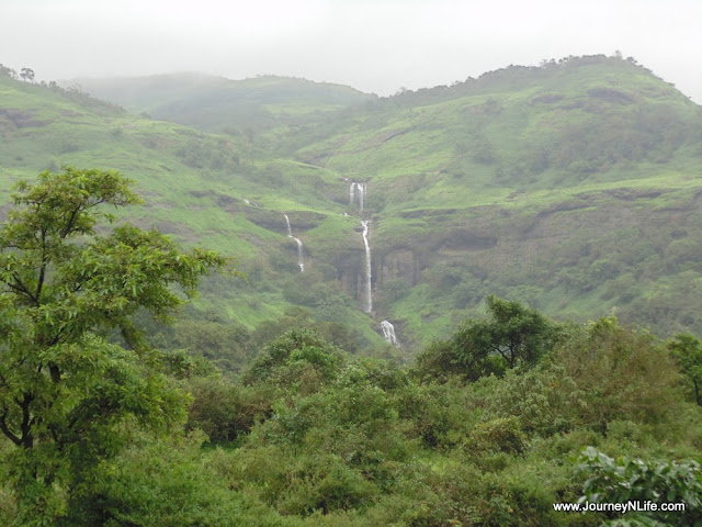 Khandi & Thokarwadi Dam – little known waterfalls near Pune