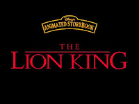 Disney's Animate Storybook: The Lion King