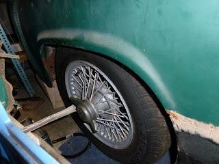 MG Midget 1965 MKII