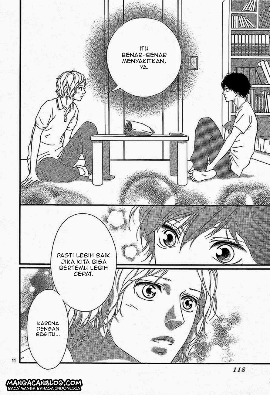 Ao Haru Ride Chapter 19-11