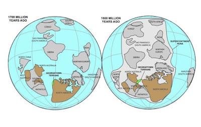 Belahan Amerika Utara Adalah Bagian Dari Australia