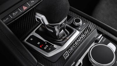 Transmisi Audi R8 V10 Decennium