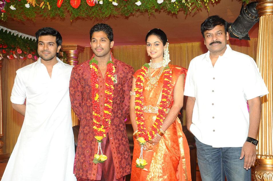Allu arjun marriage photos download
