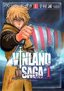 تقرير مانجا قصة فينلاند Vinland Saga