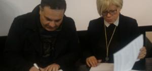 San Severo, il sindaco sottoscrive a Bari il protocollo di intesa per il DUC