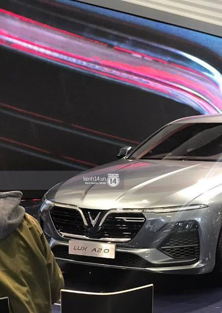 VinFast tại Paris Motor Show
