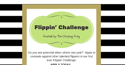 Apply to Participate in our Grand Opening Flippin' Challenge
