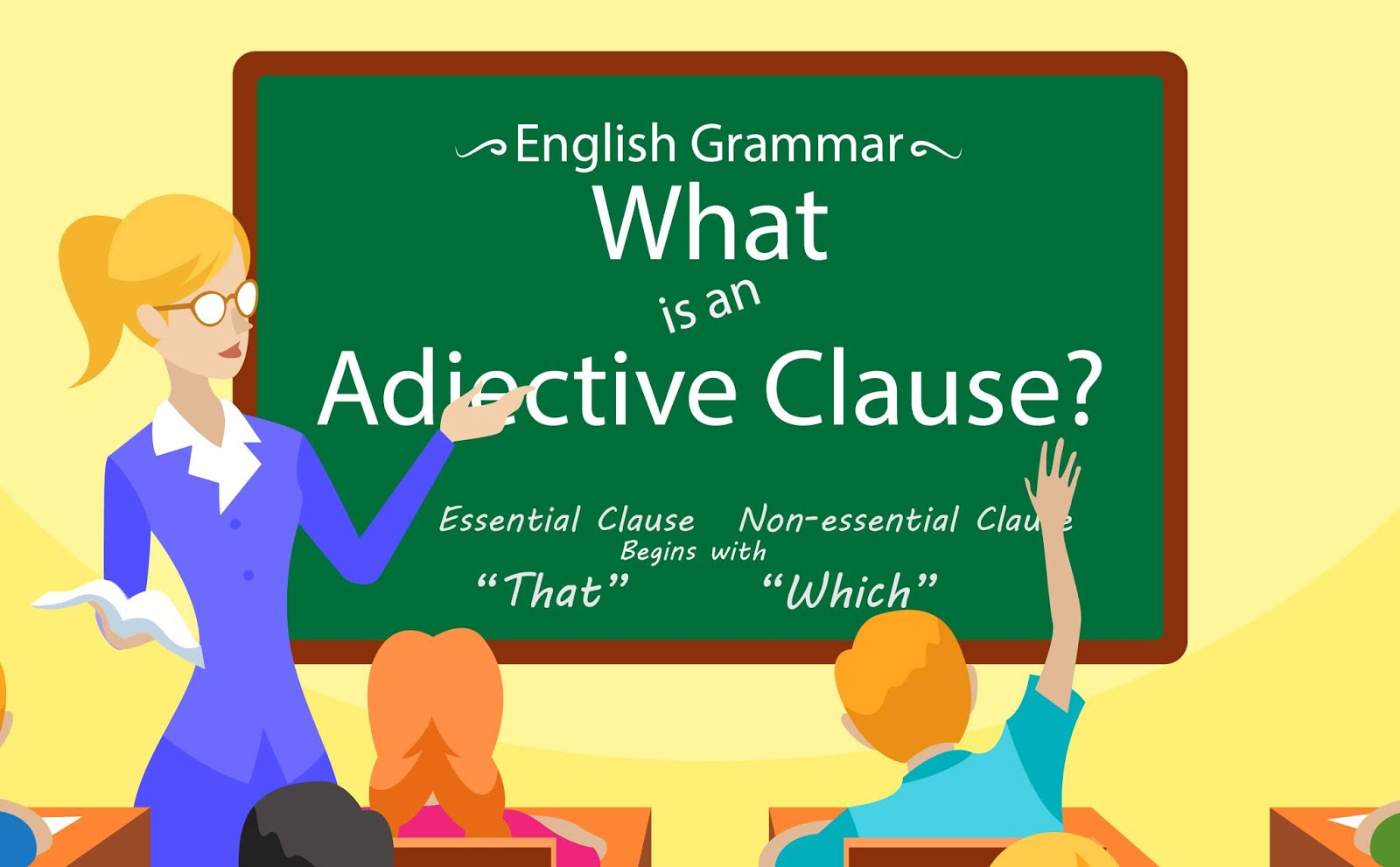 How To Identify Adjectives Clauses