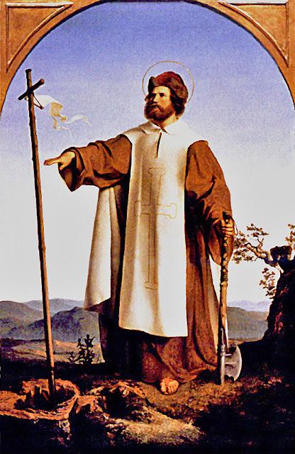 Ngày 5 tháng 6: THÁNH BONIFACIO - Giám Mục, Tử Đạo