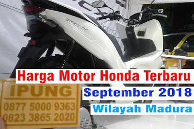 Harga-Motor-Honda-September-2018