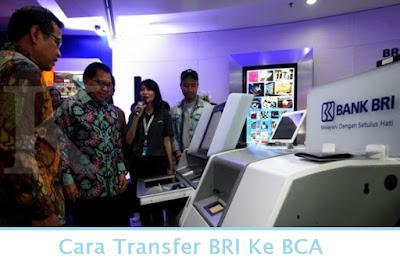 Cara Transfer BRI Ke BCA (Termudah.com)