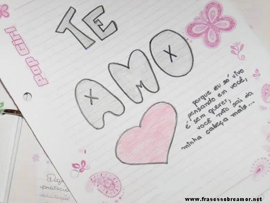 Frases Te Amarei De Janeiro A Janeiro Imagens De Amo 16: Frase: Te Amo, Você Não Sai Da Minha Cabeça