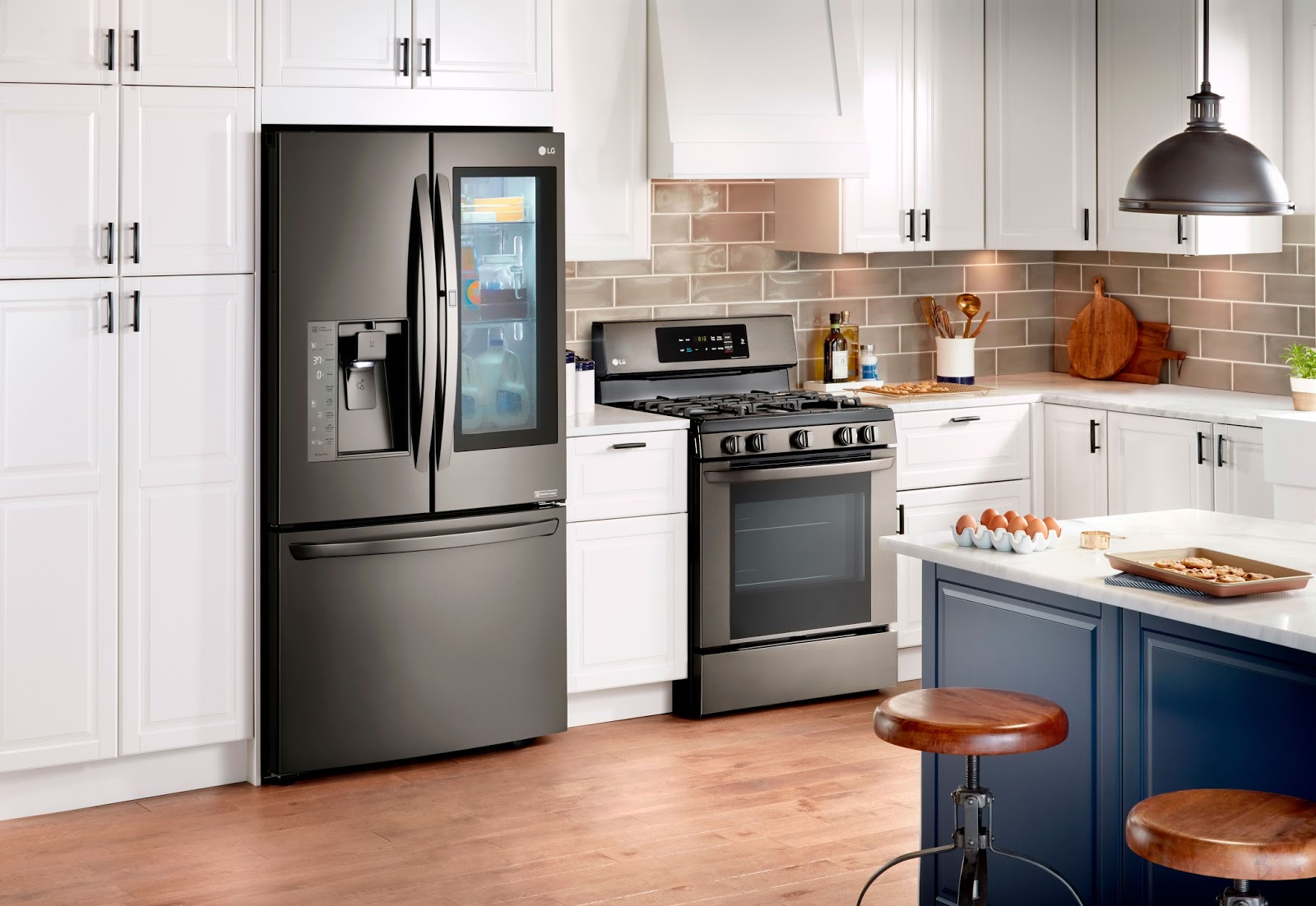 Mom Knows Best : LG Appliances Help Me Prep For The Holidays