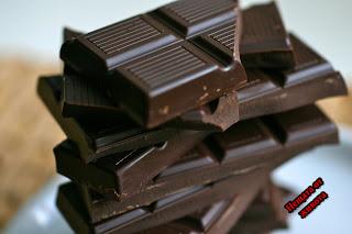 Горчив шоколад против стрес