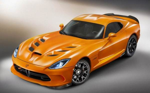 2017 Dodge Viper SRT Review