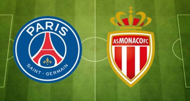 Paris Saint Germain vs Monaco Full Match And Highlights