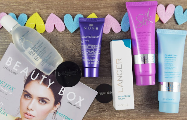 Look Fantastic January 2016 Box
