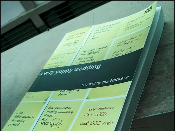 Analisis Karakter Andrea Dalam Novel A Very Yuppy Wedding Karya Ika Natassa