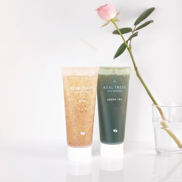 Real Fresh Skin Detoxers, A Collaboration Of Althea X Get It Beauty