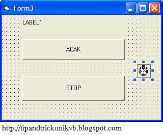 Source Code Program Angka Acak di VB6