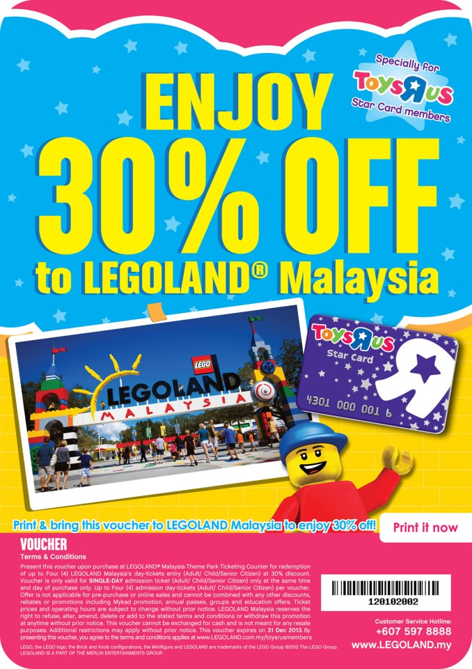 Up to 20% Off Your Stay with Your Annual Pass at Legoland Windsor Make Your Holiday Time More Enjoyable by Booking Tickets to this Place Without Any Hassle with Your Family Members for a Discounted Price.