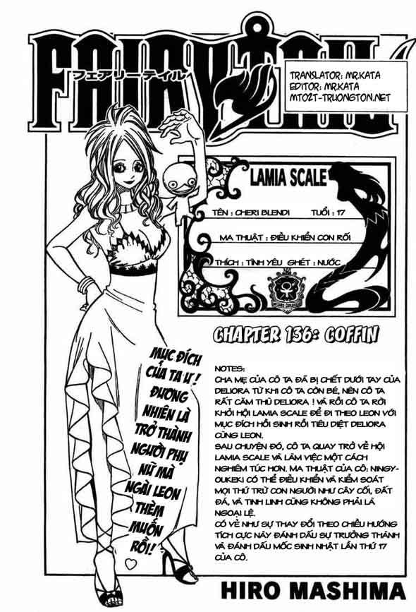 Fairy Tail chap 136 trang 1