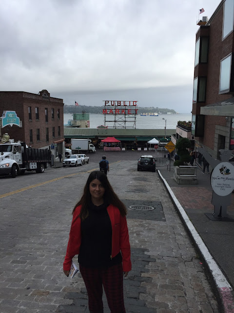 SEATTLE - DIA 2 - PARTE 1 - PIKE PLACE MARKET