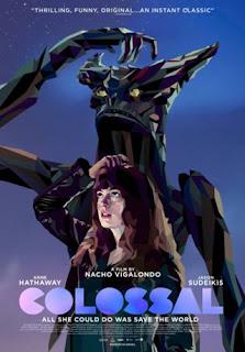 Colossal - Segundo Poster & Terceiro Trailer