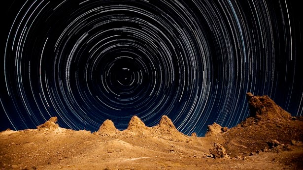 Star Trails 4