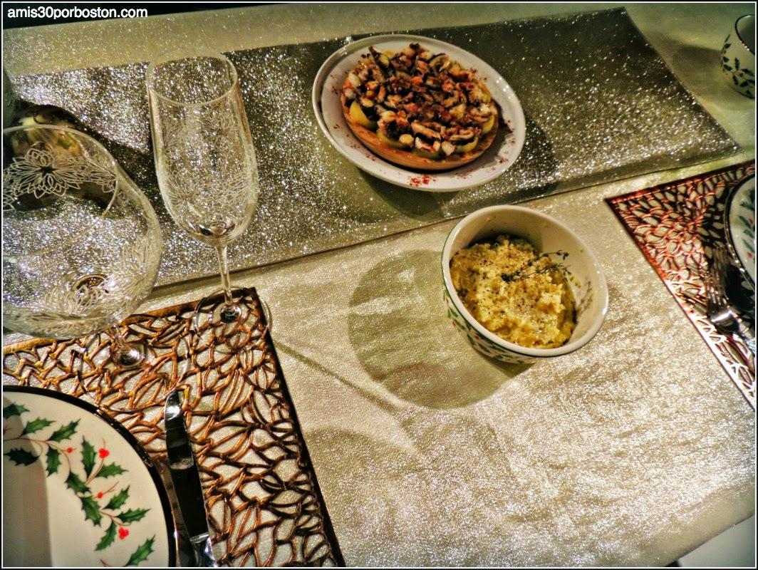 Menú Cena de Noche Vieja: Pulpo a la Gallega
