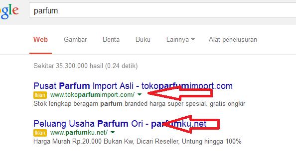 Google Adwords Hore Ada di Dasboard Blogger Bos