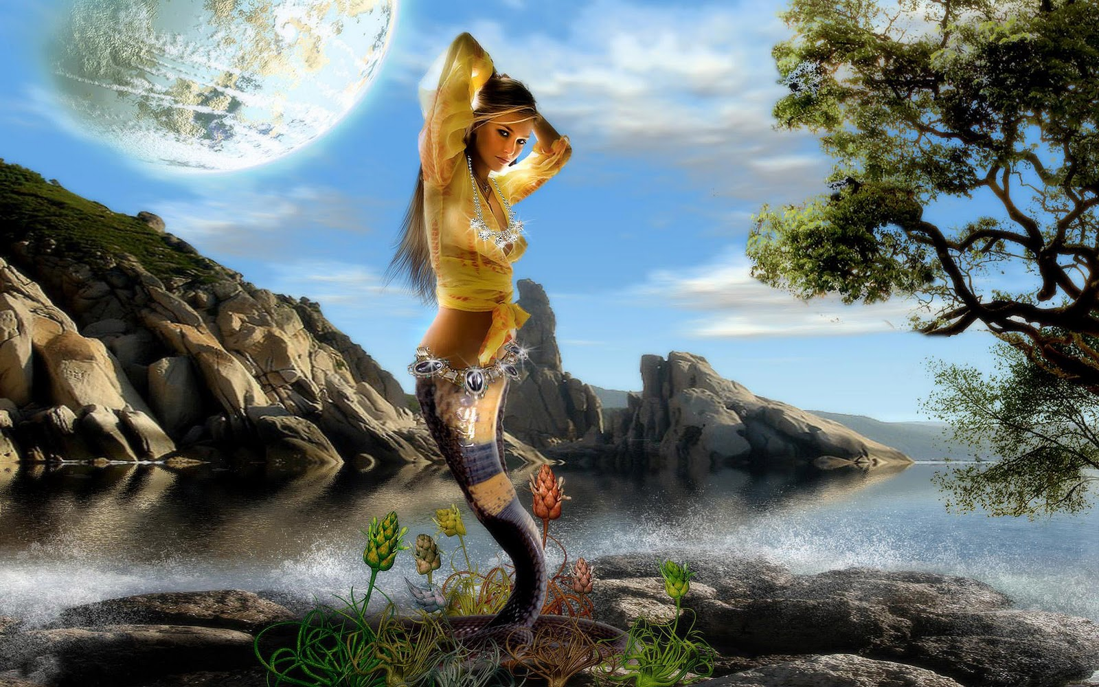 Stunning Hd Fantasy Gaming Desktop Wallpapers: TOP WORLD PIC: Fantasy Wallpapers