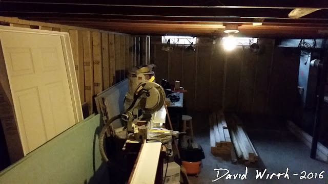 materials to remodel a basement by yourself
