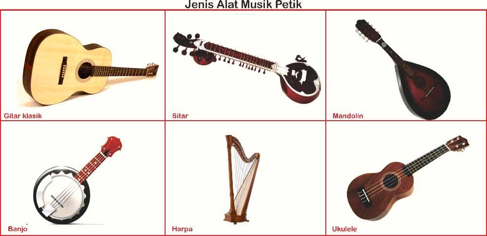 Jenis Jenis Alat Musik Lengkap Keterangan Dan Contoh Gambarnya Seni Budayaku
